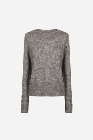 Mohair and Merinos Ioleen Sweater