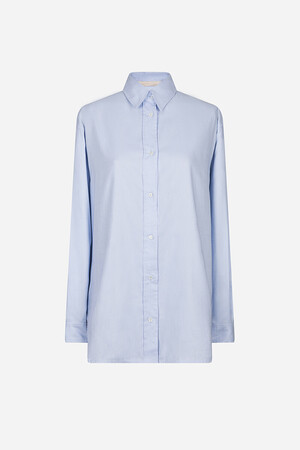 Oxford cotton Heliane shirt