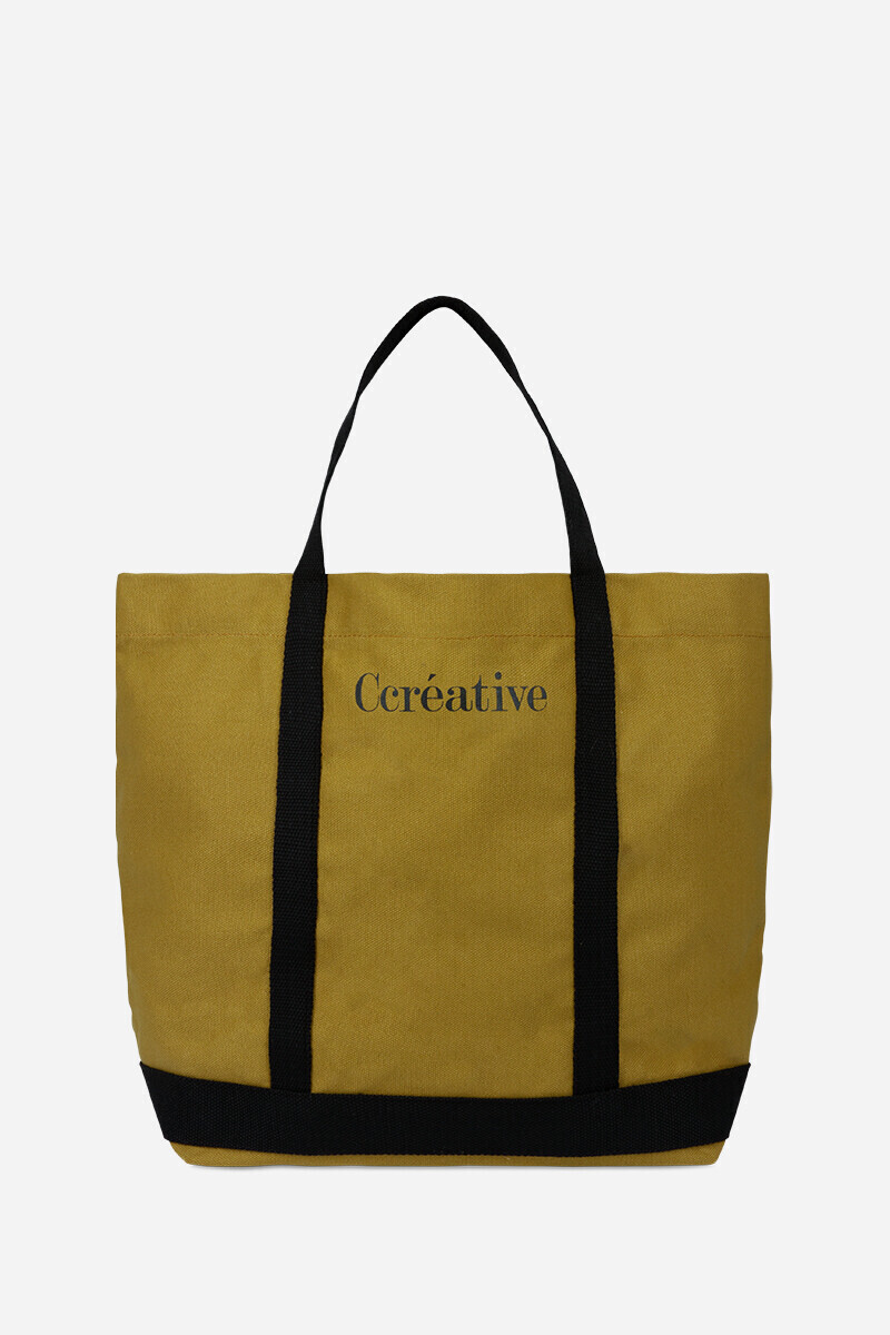 Ccreative Cotton Cabas Tote Bag LICHEN par Vanessa Bruno