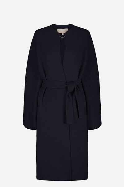 Wool and cashmere Lama Coat