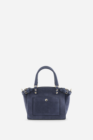 Baby Calfskin Leather Eclipse Bag